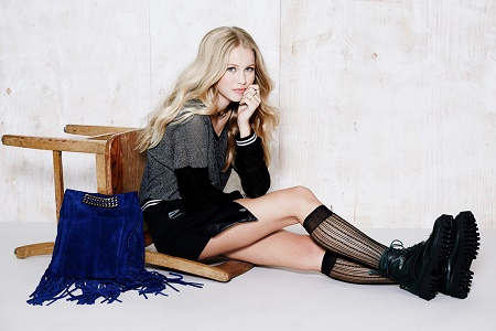 Лукбук LF Stores 2014 'Sincerely Skirts'