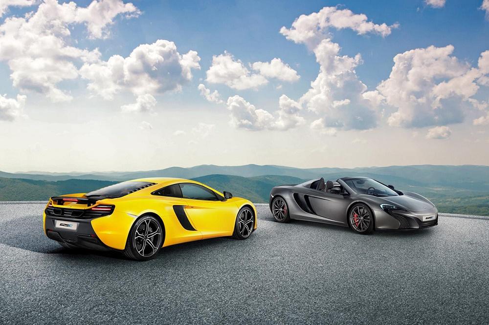 McLaren раскрывает подробности о 625C