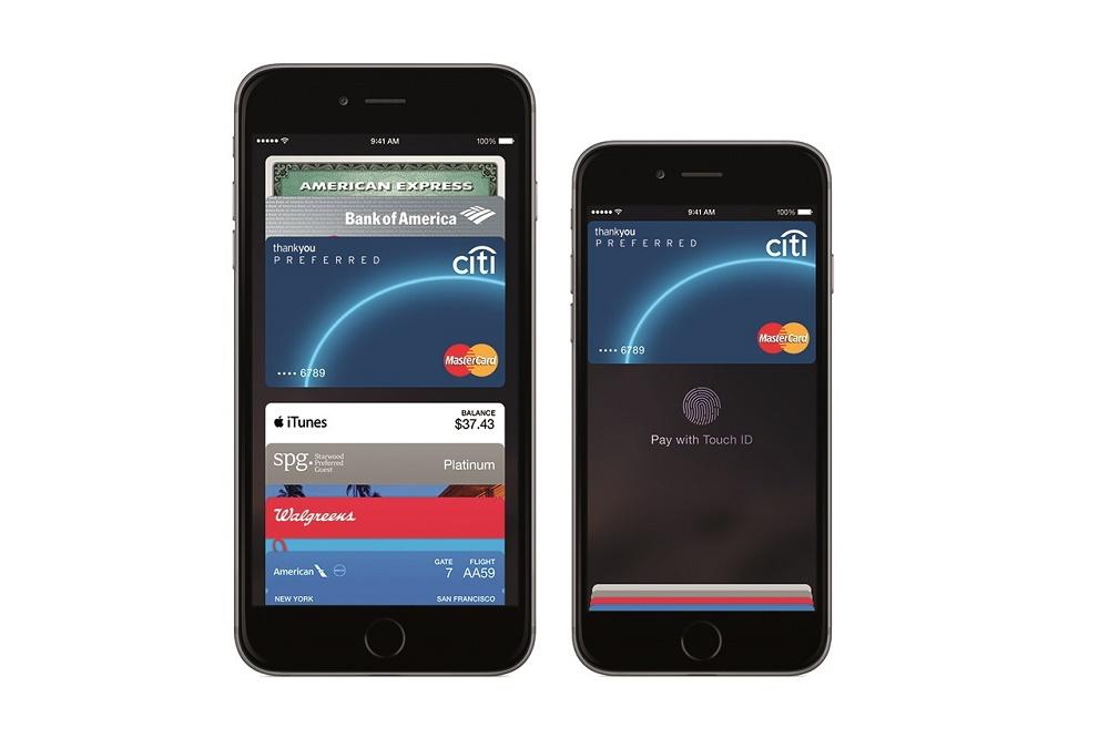 Мобильная платежная система Apple Pay начнет работу с 20 октября