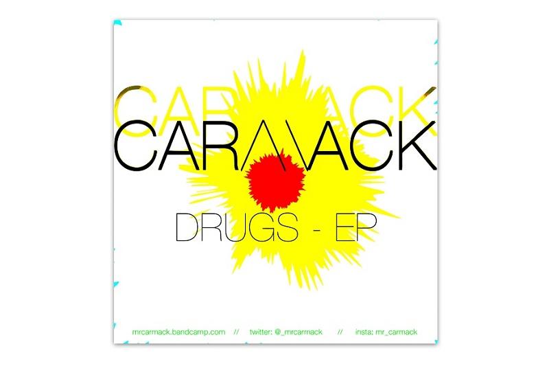 "Mr. Carmack представил новый мини-альбом ""Drugs"""
