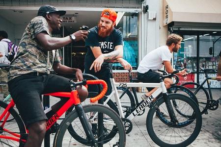 Новые модели от Leader Bikes 2015