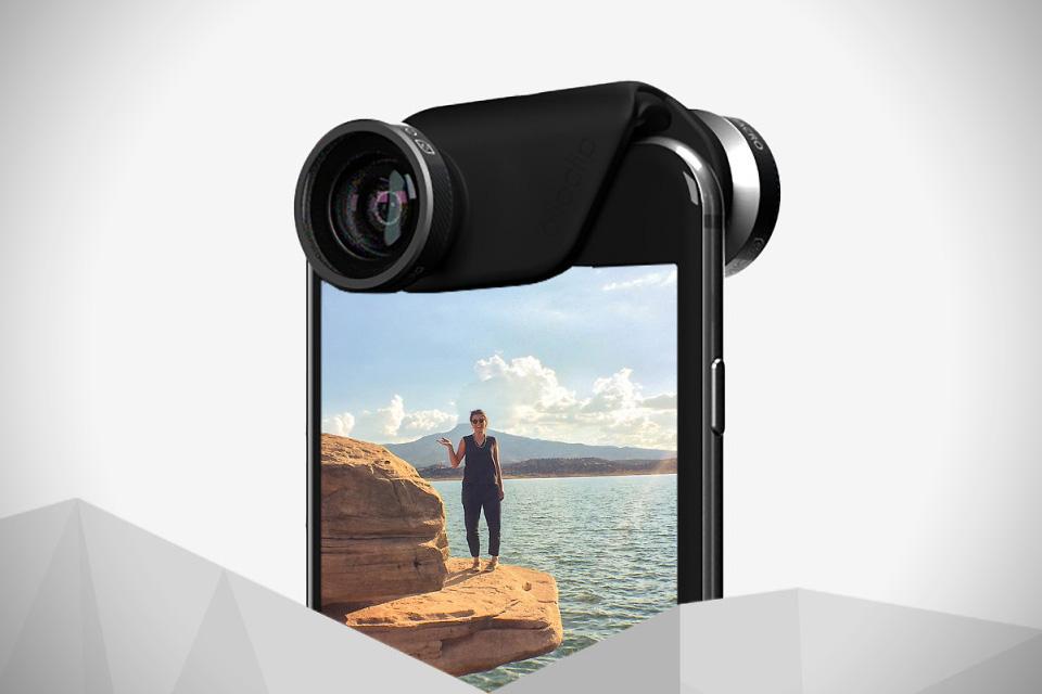 Olloclip выпустила сменный объектив для iPhone 6 и 6 Plus