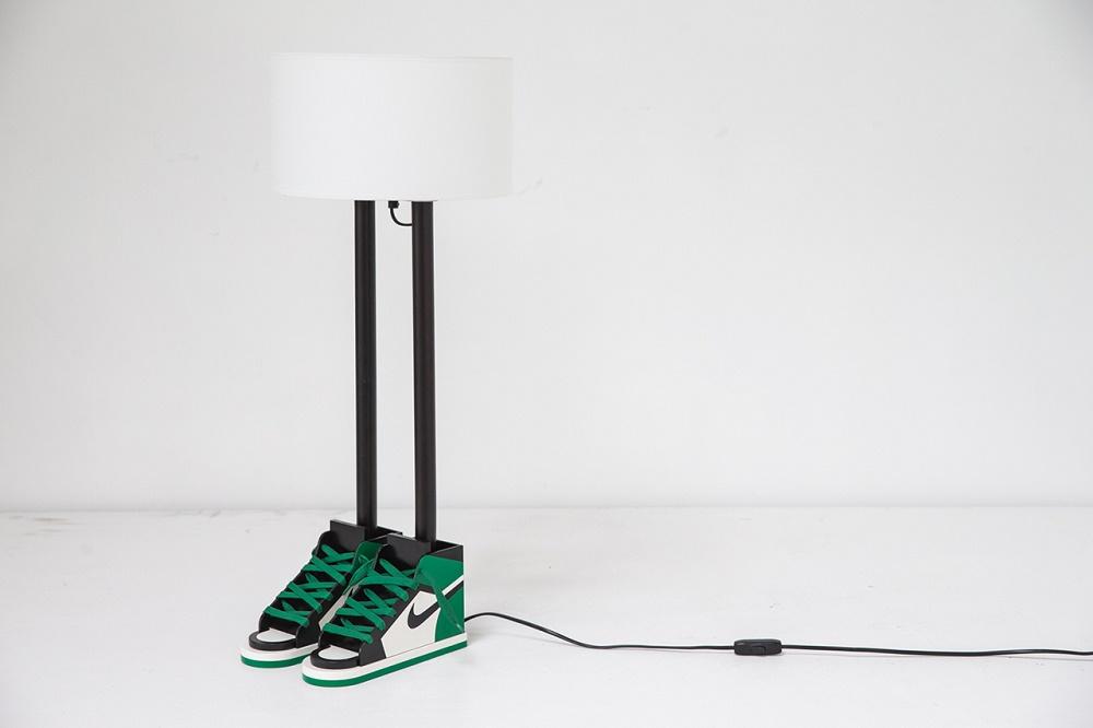 """Оригинальная лампа Grotesk & Case """"6ft 6in"""" - The Boston"""