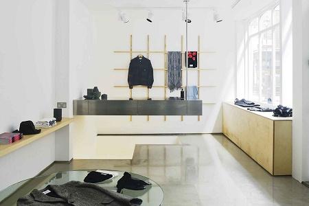 Первый магазин марки Our Legacy в Лондоне