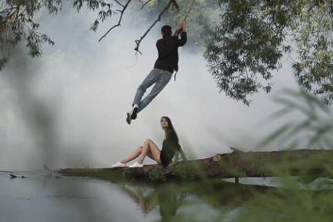 Премьера клипа On-The-Go «Dimensions»