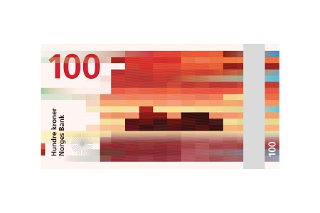 В Норвегии обновят дизайн бумажных денег