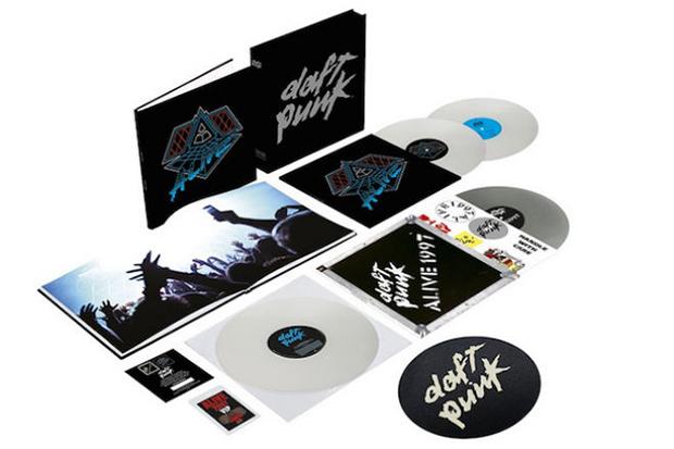 Daft Punk выпустит новые пластинки уже 19 декабря