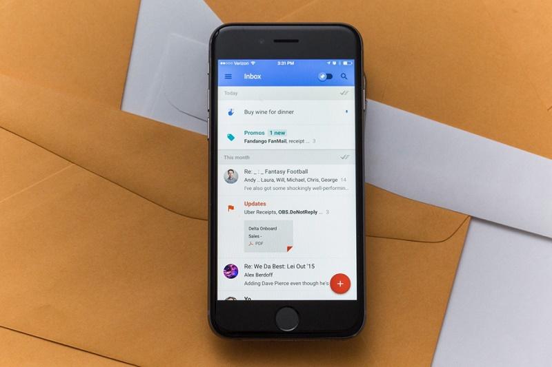 Google представил новый почтовый сервис Inbox