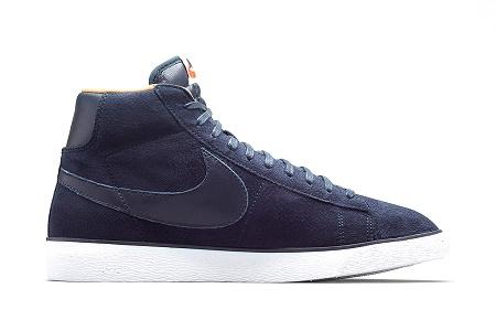 Кеды Nike Blazer Mid SP сезона Осень/Зима 2014