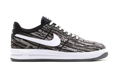 Коллекция кроссовок Nike 2014 Holiday Lunar Force 1 Jacquard QS