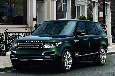 Land Rover и Holland & Holland выпустили «охотничий» внедорожник