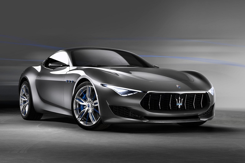 Maserati готовится сделать купе Alfieri серийным