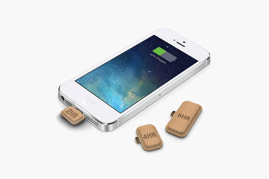 Миниатюрные аккумуляторы Mini Power от Цзун Чжи-Сен