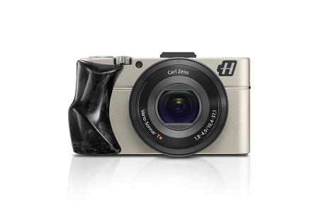 Представлена компактная камера Hasselblad Stellar II