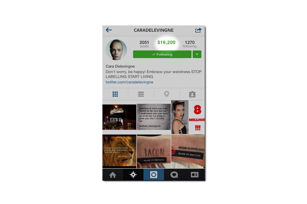 В магазине Нью-Йорка можно будет расплачиваться количеством подписчиков в соцсетях