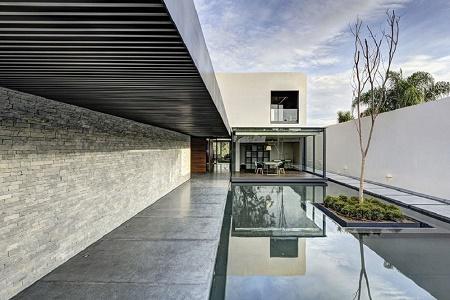 Современный дом GR от Elías Rizo Arquitectos