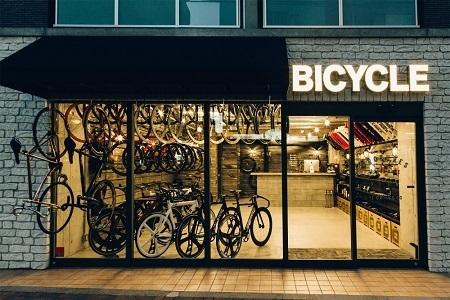 Магазин BROTURES в Китидзёдзи, Япония