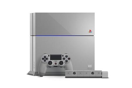 Двадцатое юбилейное издание PlayStation 4
