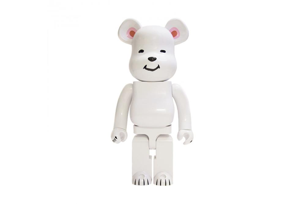 Фигурка CLOT x Medicom Toy 1000% «Polar» Bearbrick