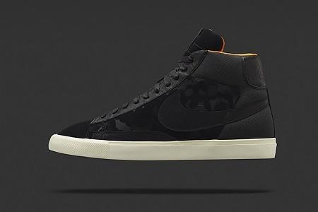 Кеды Mo' Wax Records x Nike Blazer
