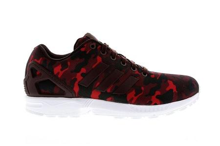 """Коллекция кроссовок adidas Originals ZX FLUX """"Camo"""""""