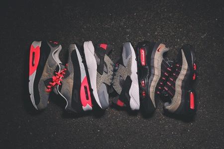 "Коллекция кроссовок Nike ""Bamboo Safari"" сезона Осень/Зима 2014"