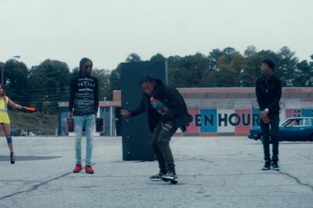 """Новый клип Travi$ Scott feat. Young Thug & Rich Homie Quan """"Mamacita"""""""
