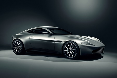 Новым автомобилем Джеймса Бонда станет Aston Martin DB10