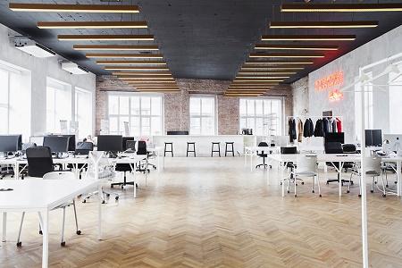 Офис студии IO и Stampsy в Москве