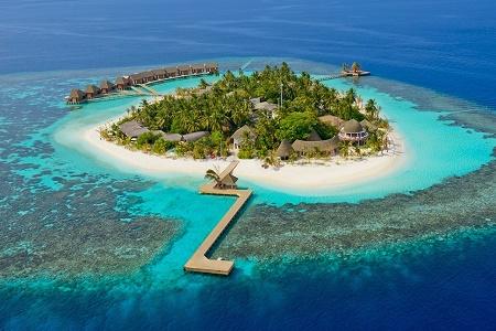 Отель Kandolhu Island на Мальдивах