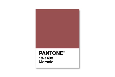 Pantone назвала главный цвет 2015 года