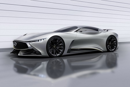 Пекинская студия Infiniti создала концепт для Gran Turismo 6