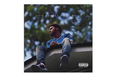 """Премьера нового студийного альбома J. Cole """"2014 Forest Hills Drive"""""""