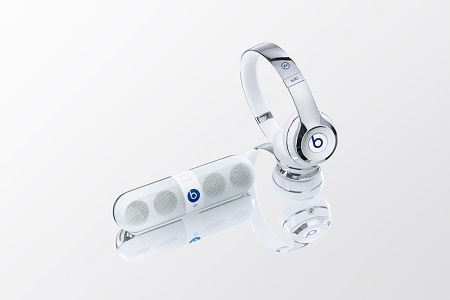 Коллекция fragment design x Beats by Dre