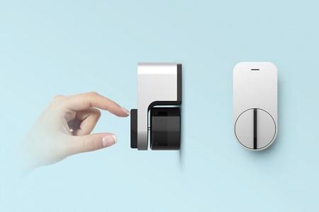 Qrio Smart Lock – компактный цифровой замок от Sony