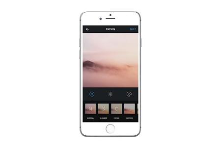 В Instagram появились пять новых фильтров