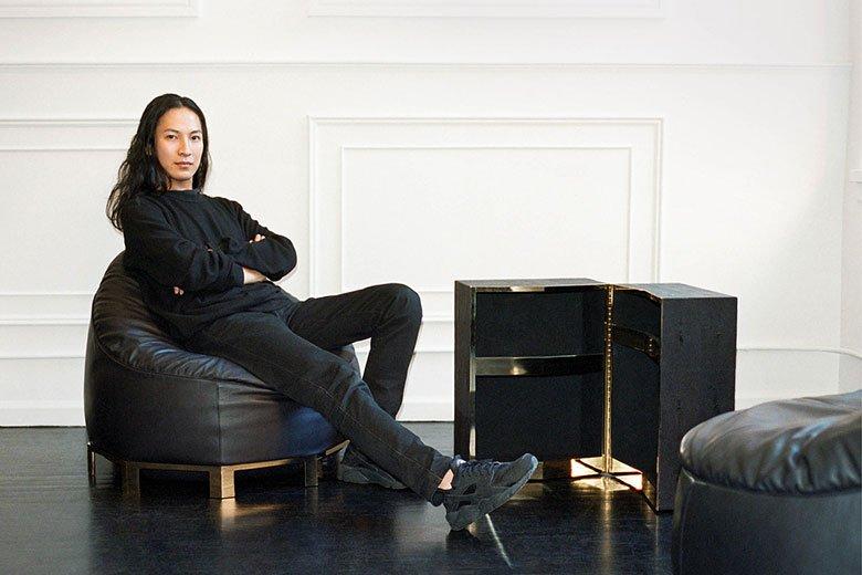 Александр Вонг разработает коллекцию мебели