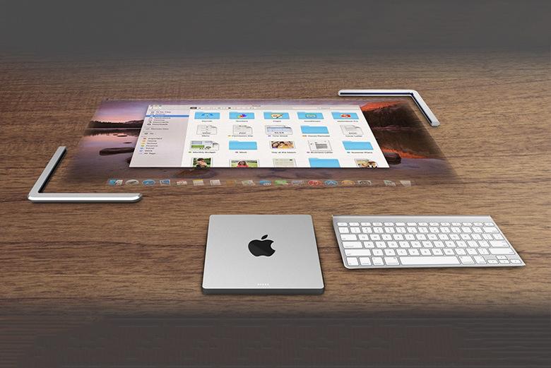 Apple Lightmac представляет инновационную категорию продукции iMac