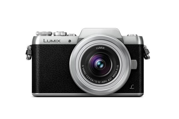 Беззеркальная ретро-камера Panasonic Lumix DMC-GF7