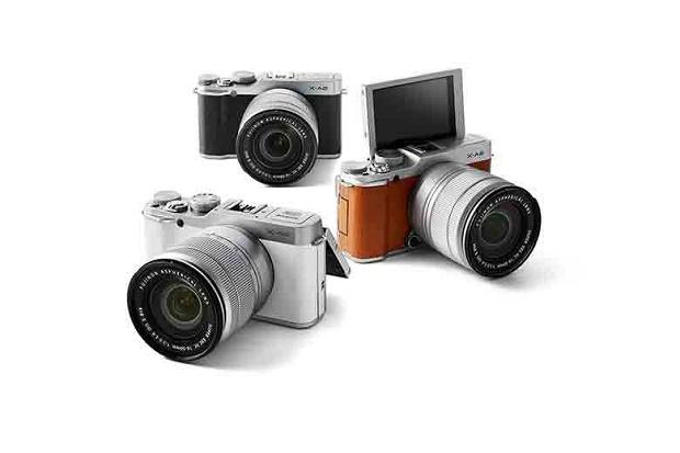 Fujifilm представила беззеркальную камеру X-A2 для любителей селфи