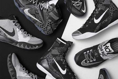 Коллекция Nike 2015 Black History Month