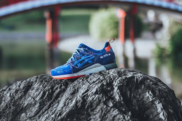 "Кроссовки mita sneakers x ASICS Gel Lyte III ""25th Anniversary"""