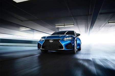 Lexus официально представил GS F 2016 года