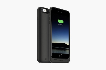 Mophie открыла предзаказ на чехлы-аккумуляторы Juice Pack для iPhone 6 и iPhone 6 Plus