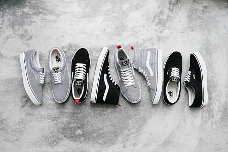 Капсульная коллекция кед Remix x Vans 10th Anniversary
