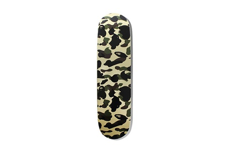Скейтборд A Bathing Ape 1ST CAMO