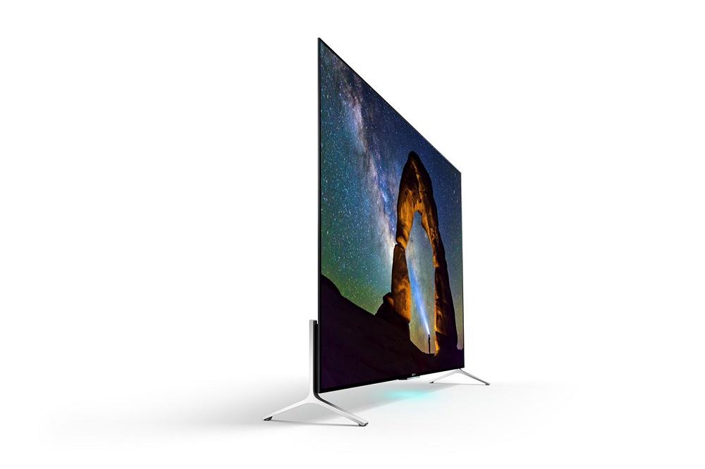 Sony представила 4К-телевизоры с Android TV