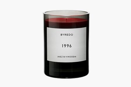 """Свеча Inez & Vinoodh x BYREDO """"1996"""""""