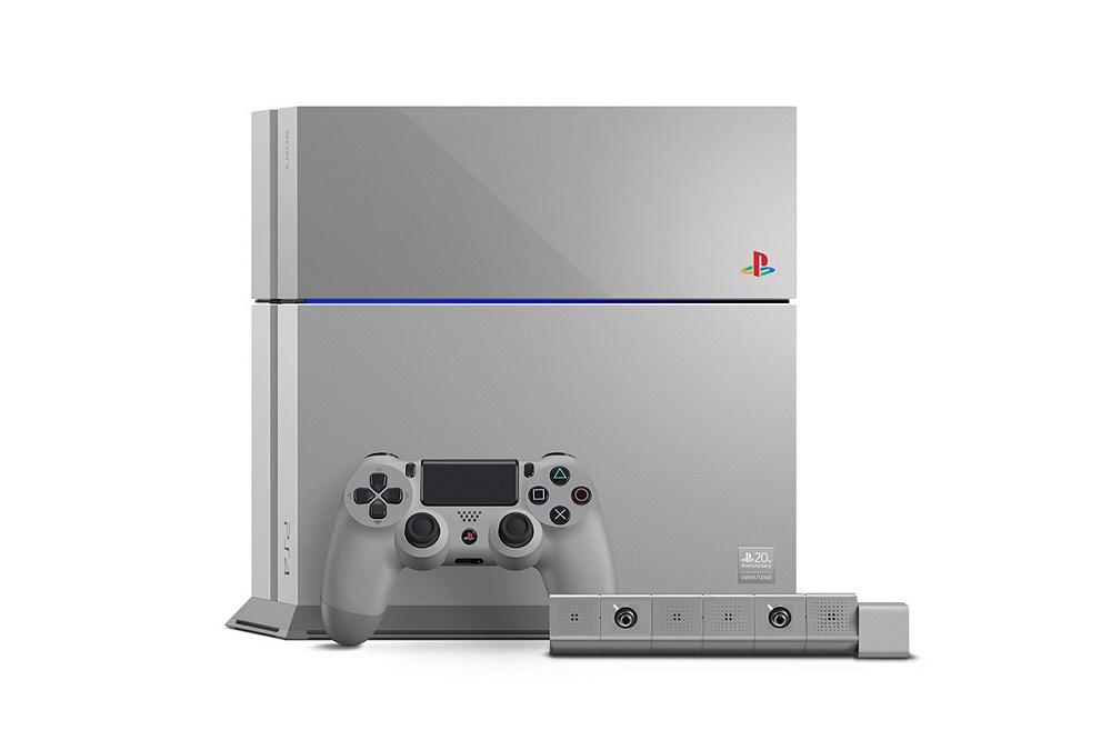 В Японии юбилейная PlayStation 4 ушла с молотка почти за $130 тыс
