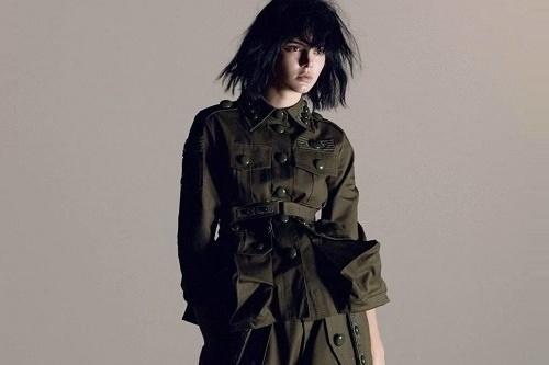 Ведущие модели в рекламной кампании Marc Jacobs Весна/Лето 2015